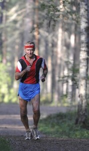Older Finnish Runner